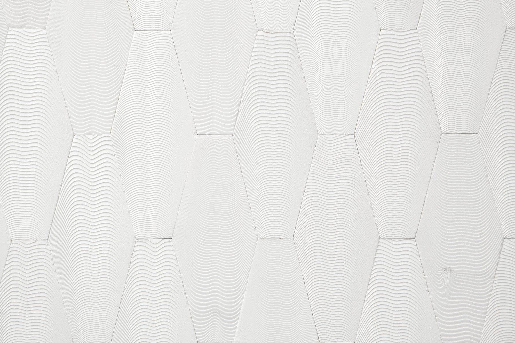 Alastair Mackie|Complex System 178 & 179|2015|cuttlebone|cuttlefish|geometry|veneer|sculpture